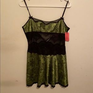 NWT Betsey Johnson Sexy Lingerie
